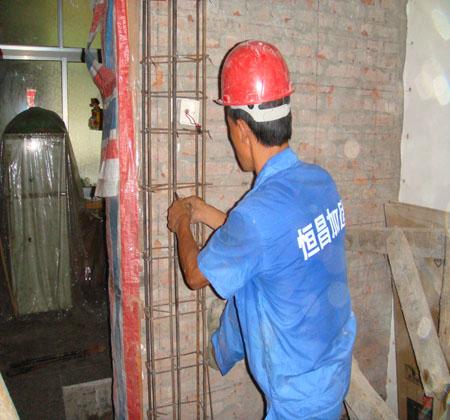 墙体增设构造柱抗震